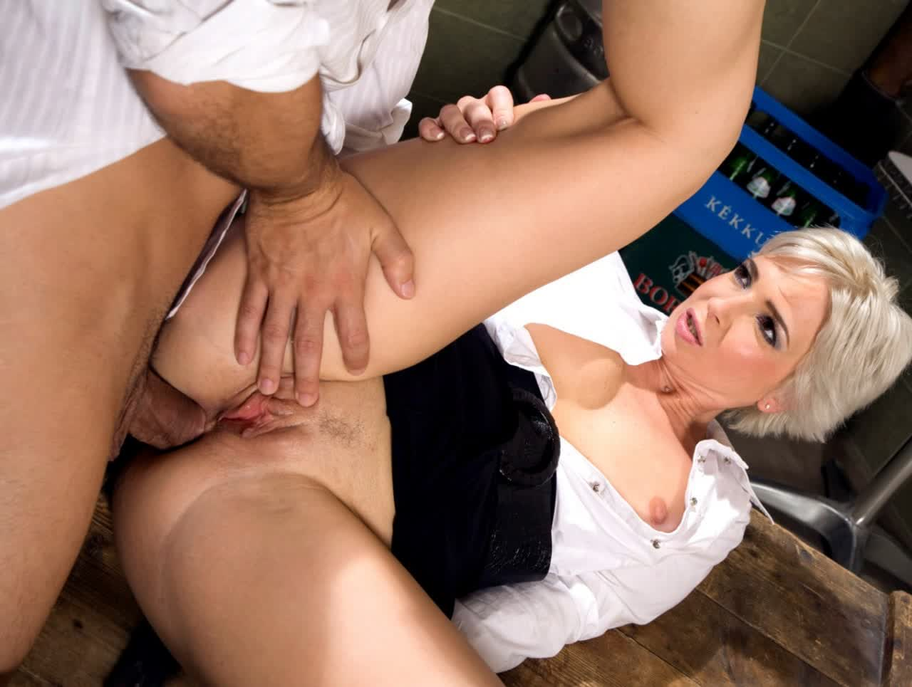Sexy lesbian bombshells are stretching and fisting anals